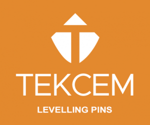 TEKCEM LEVEL PINS